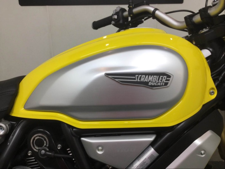 Used 2018 Ducati Scrambler 1100 for sale Sold at Track and Field Motors in Safety Harbor FL 34695 8