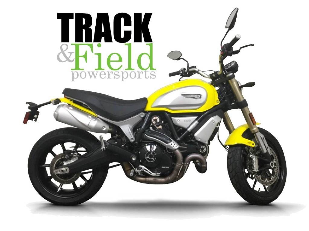 Used 2018 Ducati Scrambler 1100 for sale $9,497 at Track and Field Motors in Safety Harbor FL