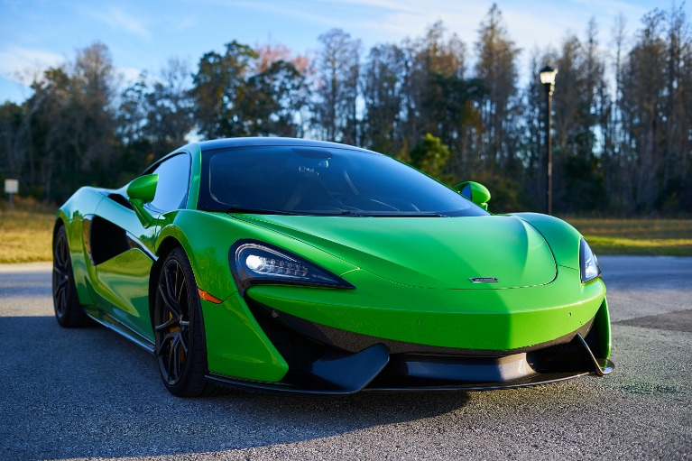 Used 2019 McLaren 570S Track Pack for sale Sold at Track and Field Motors in Safety Harbor FL 34695 2