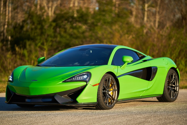 Used 2019 McLaren 570S Track Pack for sale Sold at Track and Field Motors in Safety Harbor FL 34695 3