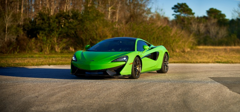 Used 2019 McLaren 570S Track Pack for sale Sold at Track and Field Motors in Safety Harbor FL 34695 5