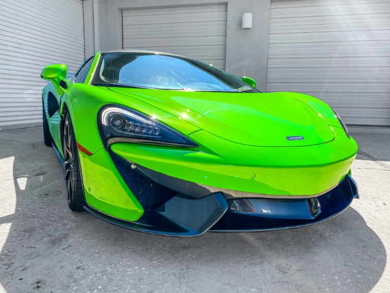 Used 2019 McLaren 570S Track Pack for sale Sold at Track and Field Motors in Safety Harbor FL 34695 1