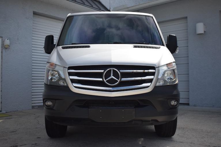 Used 2016 Mercedes-Benz Sprinter 2500 Passenger Standard Roof w/144