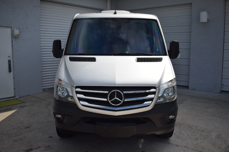 Used 2016 Mercedes-Benz Sprinter 2500 Passenger Standard Roof w/144 for sale Sold at Track and Field Motors in Safety Harbor FL 34695 4