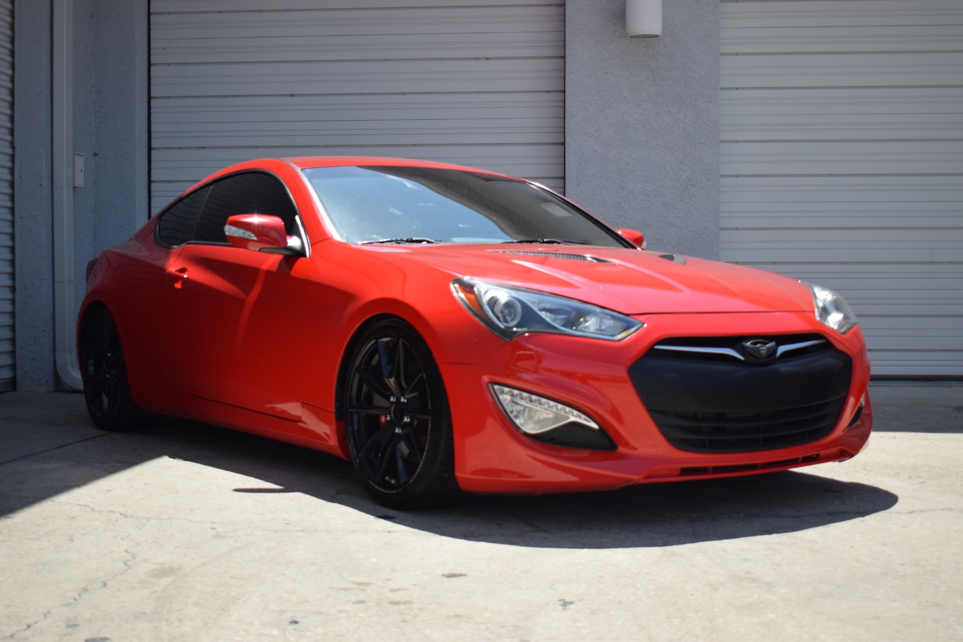 Used 2016 Hyundai Genesis Coupe 3.8 R-Spec Coupe 2D for sale Sold at Track and Field Motors in Safety Harbor FL 34695 1