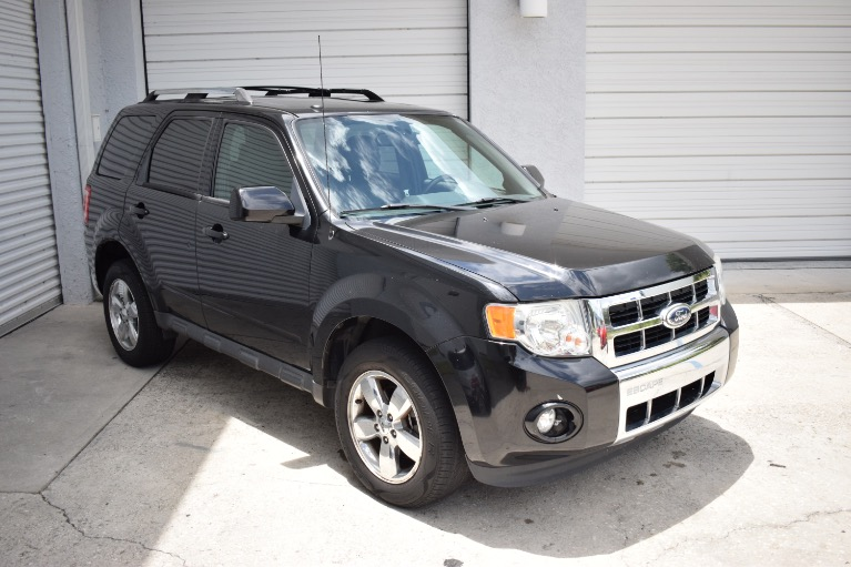 Used 2012 Ford Escape Limited Sport Utility 4D for sale Call for price at Track and Field Motors in Safety Harbor FL 34695 2