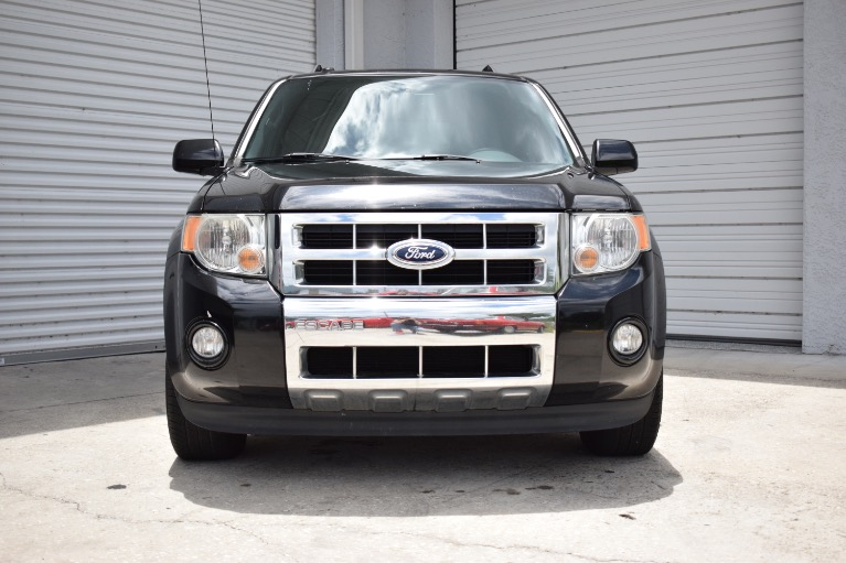 Used 2012 Ford Escape Limited Sport Utility 4D for sale Call for price at Track and Field Motors in Safety Harbor FL 34695 3
