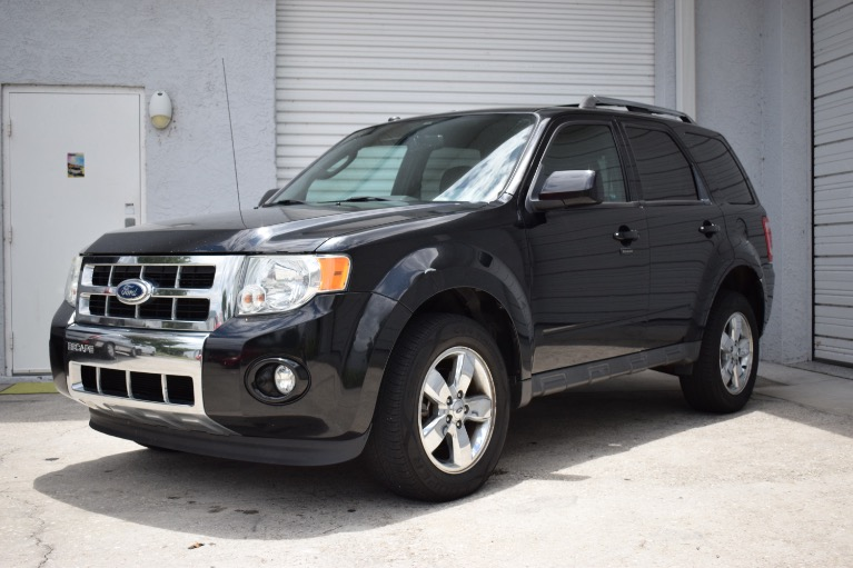 Used 2012 Ford Escape Limited Sport Utility 4D for sale Call for price at Track and Field Motors in Safety Harbor FL 34695 5