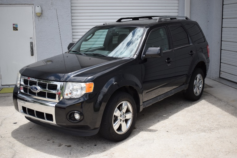Used 2012 Ford Escape Limited Sport Utility 4D for sale Call for price at Track and Field Motors in Safety Harbor FL 34695 6