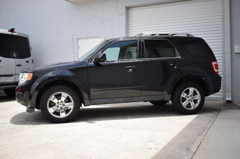 Used 2012 Ford Escape Limited Sport Utility 4D for sale Call for price at Track and Field Motors in Safety Harbor FL 34695 7