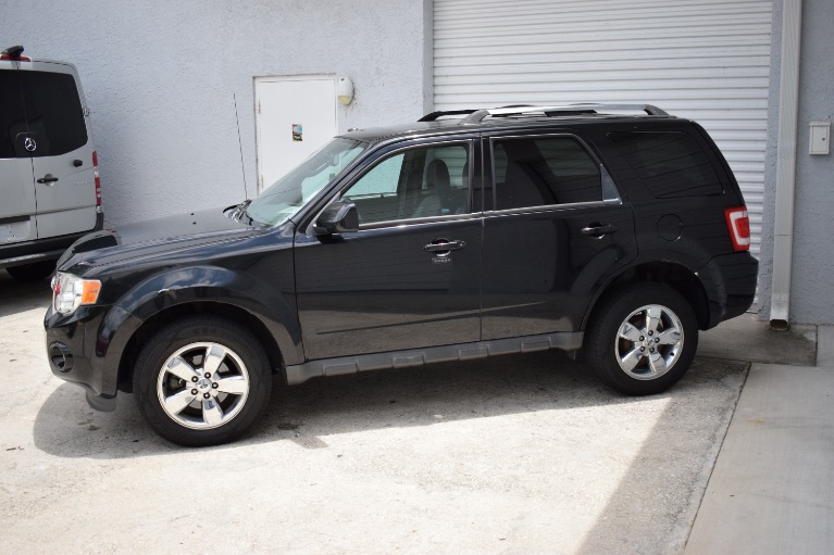 Used 2012 Ford Escape Limited Sport Utility 4D for sale Call for price at Track and Field Motors in Safety Harbor FL 34695 8