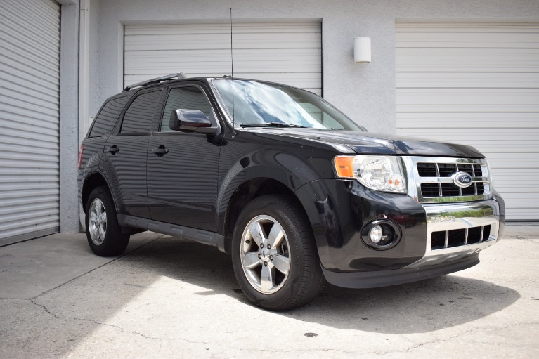 Used 2012 Ford Escape Limited Sport Utility 4D for sale Call for price at Track and Field Motors in Safety Harbor FL 34695 1