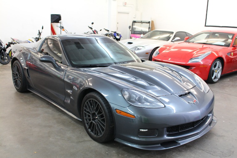 New 2011 Chevrolet Corvette Grand Sport Coupe 2D for sale Sold at Track and Field Motors in Safety Harbor FL 34695 2