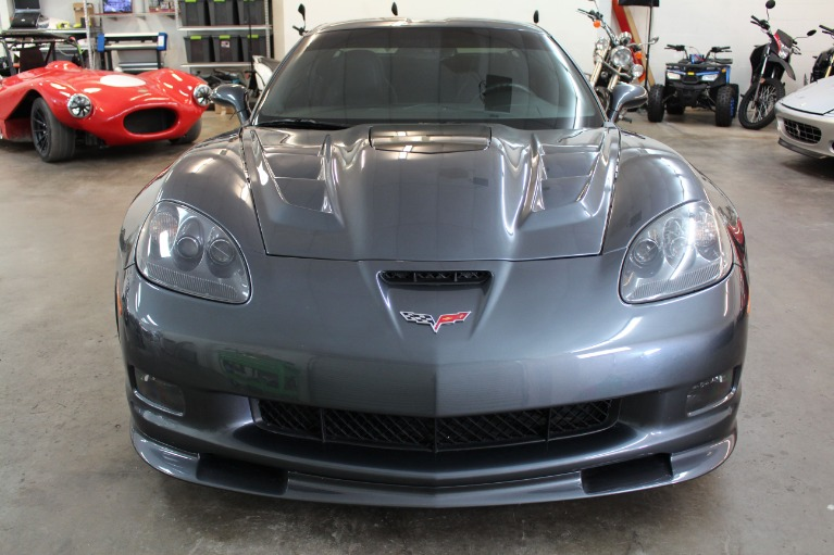 New 2011 Chevrolet Corvette Grand Sport Coupe 2D for sale Sold at Track and Field Motors in Safety Harbor FL 34695 3