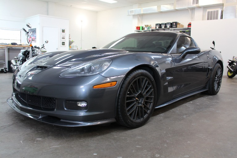New 2011 Chevrolet Corvette Grand Sport Coupe 2D for sale Sold at Track and Field Motors in Safety Harbor FL 34695 4