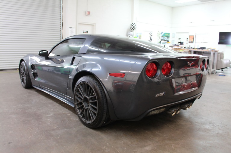 New 2011 Chevrolet Corvette Grand Sport Coupe 2D for sale Sold at Track and Field Motors in Safety Harbor FL 34695 7