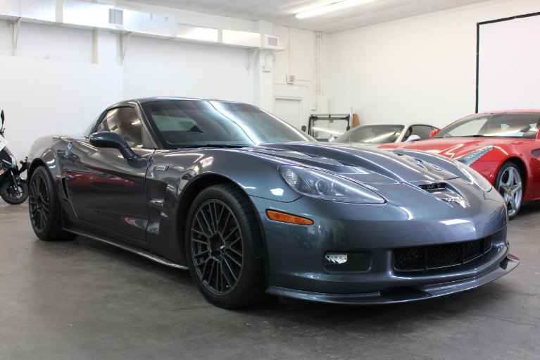 New 2011 Chevrolet Corvette Grand Sport Coupe 2D for sale Sold at Track and Field Motors in Safety Harbor FL 34695 1