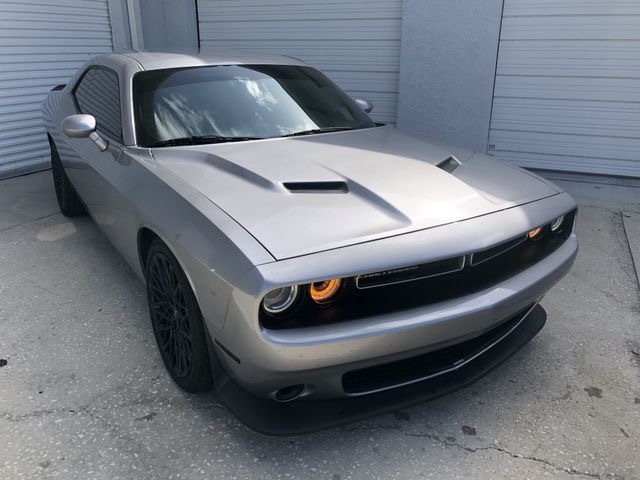 Used 2016 Dodge Challenger SXT Coupe 2D for sale Sold at Track and Field Motors in Safety Harbor FL 34695 2
