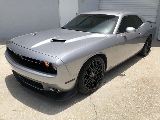 Used 2016 Dodge Challenger SXT Coupe 2D for sale Sold at Track and Field Motors in Safety Harbor FL 34695 7