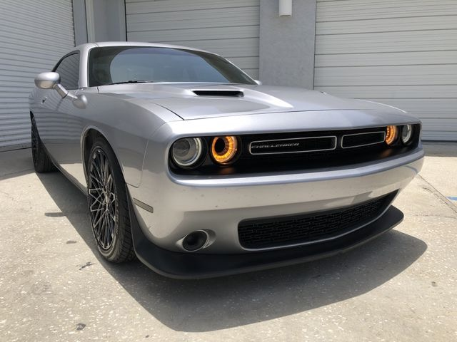 Used 2016 Dodge Challenger SXT Coupe 2D for sale Sold at Track and Field Motors in Safety Harbor FL 34695 1