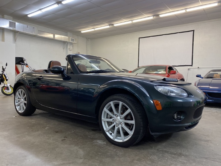New 2006 MAZDA MX-5 Miata Convertible 2D for sale $9,497 at Track and Field Motors in Safety Harbor FL 34695 4