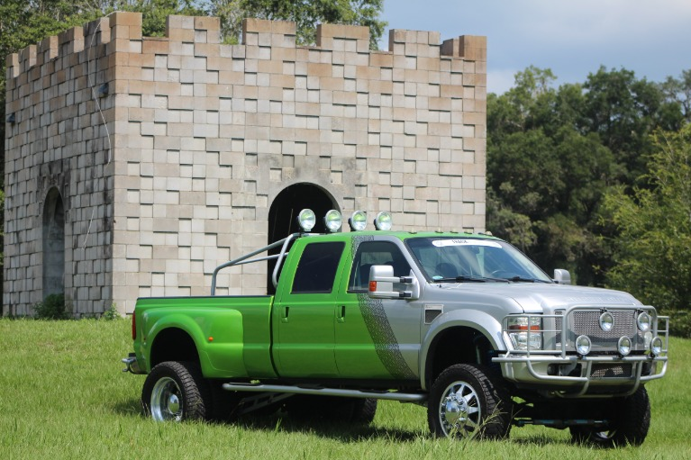 Used 2008 Ford F450 Super Duty Crew Cab Lariat Pickup 4D 8 ft for sale Sold at Track and Field Motors in Safety Harbor FL 34695 2