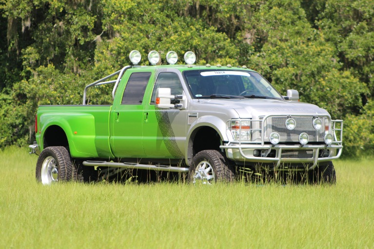 Used 2008 Ford F450 Super Duty Crew Cab Lariat Pickup 4D 8 ft for sale Sold at Track & Field Motors in Safety Harbor FL 34695 8
