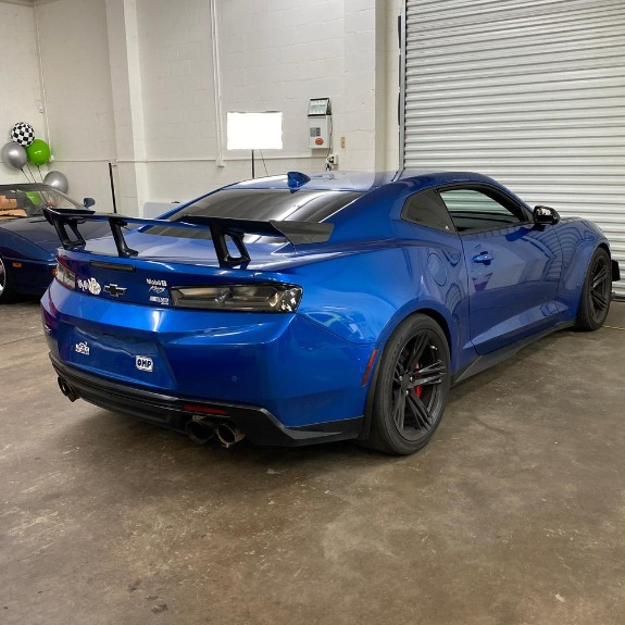 New 2018 Chevrolet Camaro ZL1 Coupe 2D for sale Sold at Track and Field Motors in Safety Harbor FL 34695 6