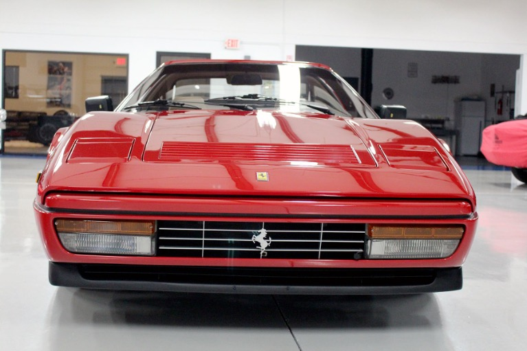 Used 1989 Ferrari 328 GTS for sale $112,777 at Track and Field Motors in Safety Harbor FL 34695 2