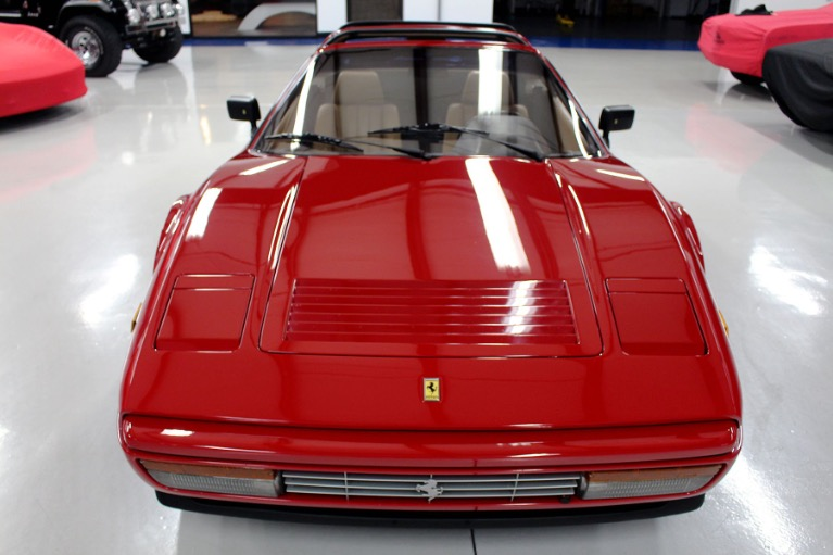 Used 1989 Ferrari 328 GTS for sale $112,777 at Track and Field Motors in Safety Harbor FL 34695 3