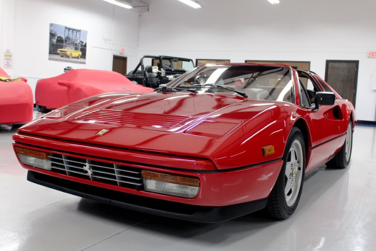 Used 1989 Ferrari 328 GTS for sale $112,777 at Track and Field Motors in Safety Harbor FL 34695 4