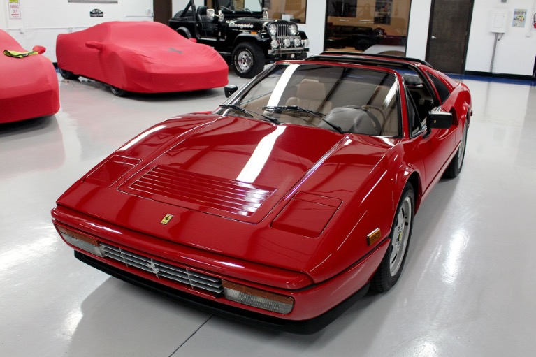 Used 1989 Ferrari 328 GTS for sale $112,777 at Track and Field Motors in Safety Harbor FL 34695 5
