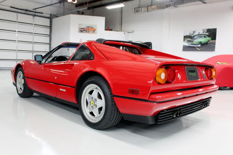 Used 1989 Ferrari 328 GTS for sale $112,777 at Track and Field Motors in Safety Harbor FL 34695 7