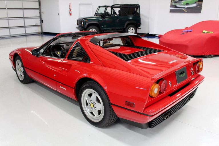 Used 1989 Ferrari 328 GTS for sale $112,777 at Track and Field Motors in Safety Harbor FL 34695 8