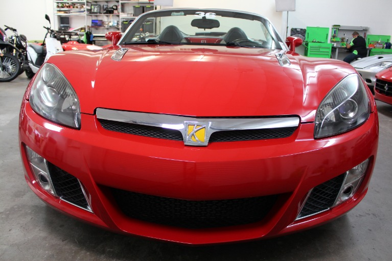 Used 2007 Saturn SKY Red Line Roadster 2D for sale Sold at Track and Field Motors in Safety Harbor FL 34695 4