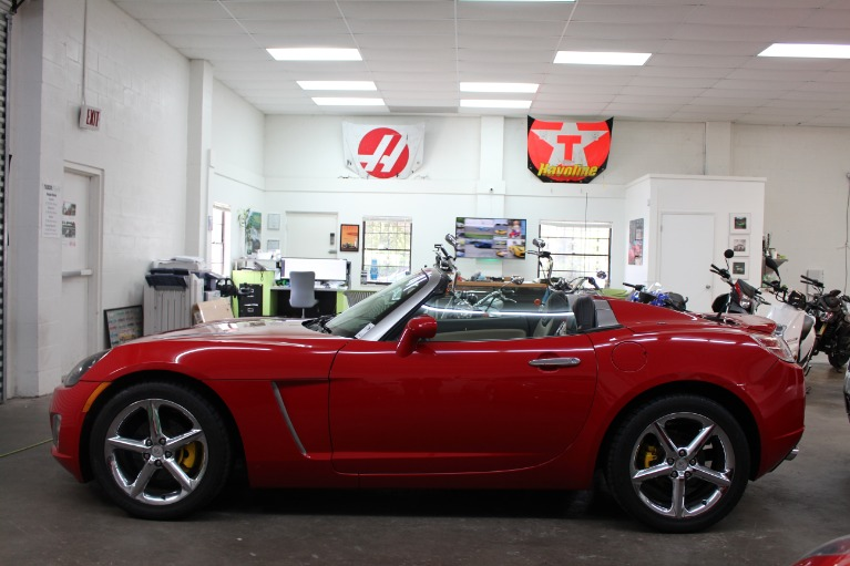 Used 2007 Saturn SKY Red Line Roadster 2D for sale Sold at Track and Field Motors in Safety Harbor FL 34695 6