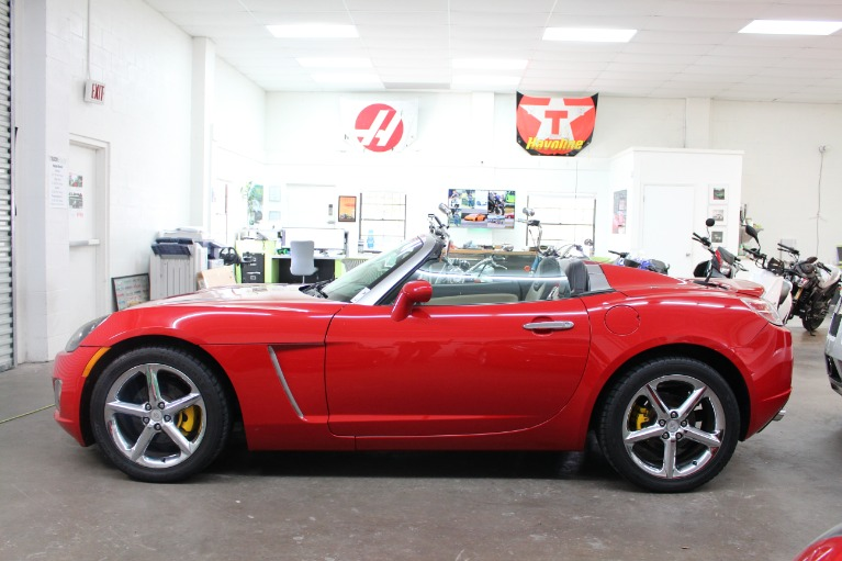 Used 2007 Saturn SKY Red Line Roadster 2D for sale Sold at Track and Field Motors in Safety Harbor FL 34695 7