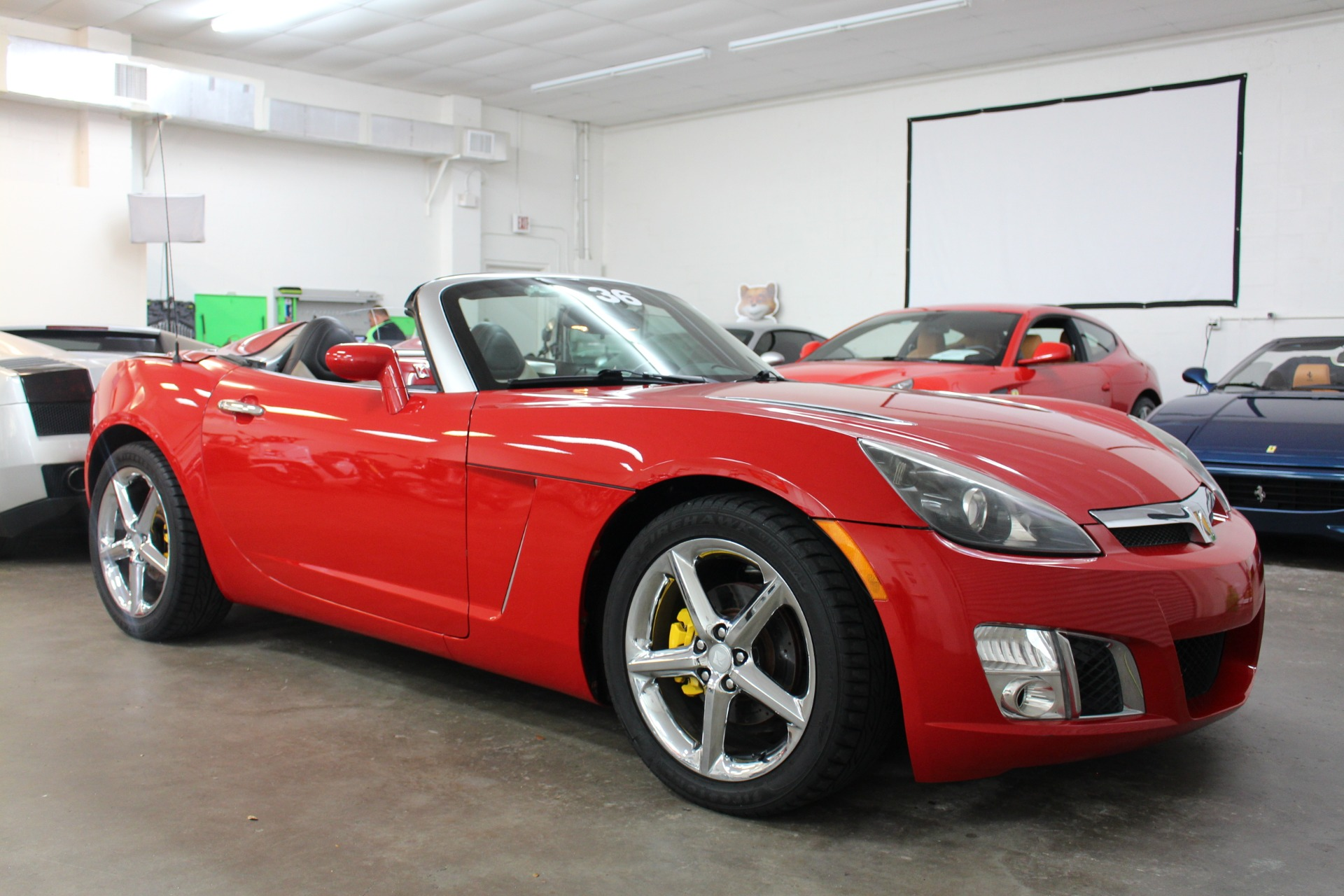 Used 2007 Saturn SKY Red Line Roadster 2D for sale $14,497 at Track and Field Motors in Safety Harbor FL