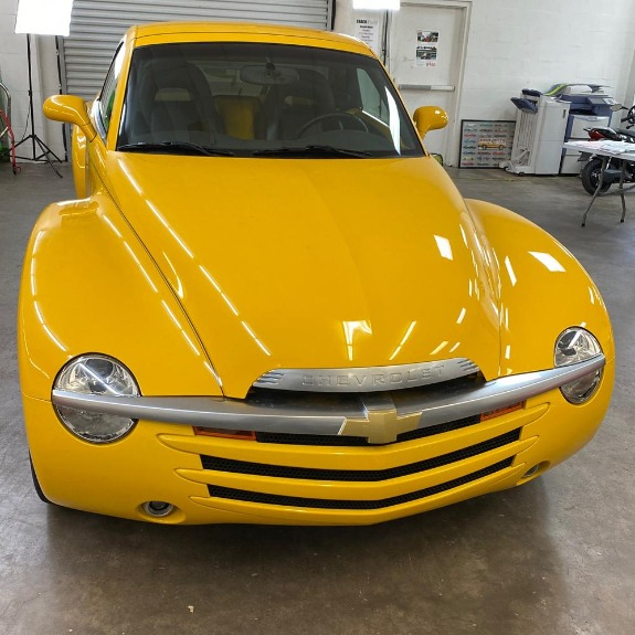New 2004 Chevrolet SSR Convertible Pickup 2D for sale Sold at Track and Field Motors in Safety Harbor FL 34695 4