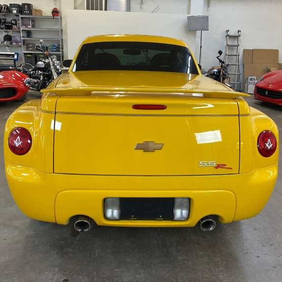 New 2004 Chevrolet SSR Convertible Pickup 2D for sale Sold at Track and Field Motors in Safety Harbor FL 34695 7
