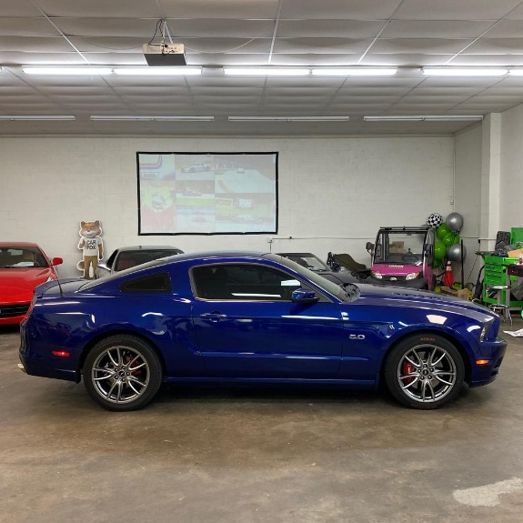 Used 2014 Ford Mustang GT Coupe 2D for sale Sold at Track and Field Motors in Safety Harbor FL 34695 5