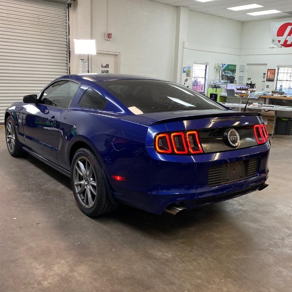 Used 2014 Ford Mustang GT Coupe 2D for sale Sold at Track and Field Motors in Safety Harbor FL 34695 8
