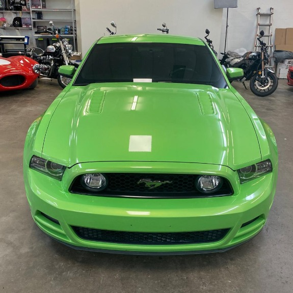 New 2013 Ford Mustang GT Premium Coupe 2D for sale Sold at Track and Field Motors in Safety Harbor FL 34695 2