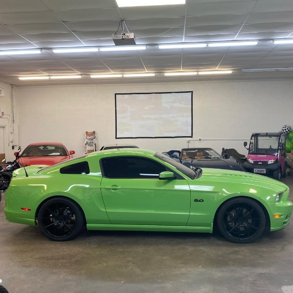 New 2013 Ford Mustang GT Premium Coupe 2D for sale Sold at Track and Field Motors in Safety Harbor FL 34695 3