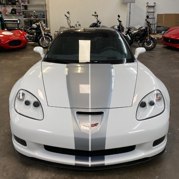 New 2013 Chevrolet Corvette Grand Sport Coupe 2D for sale Sold at Track and Field Motors in Safety Harbor FL 34695 4