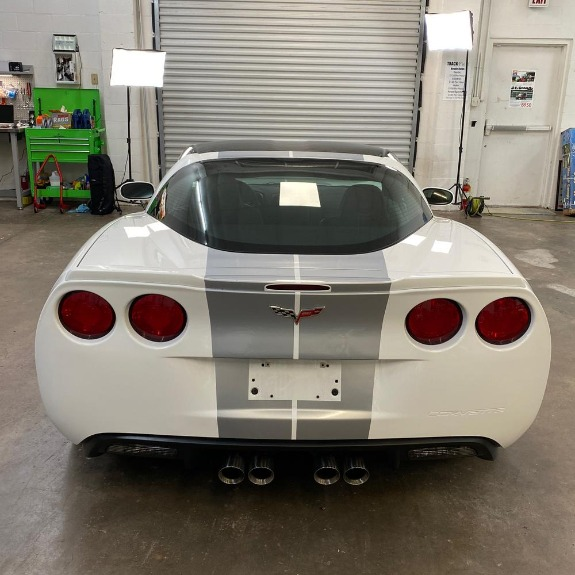 New 2013 Chevrolet Corvette Grand Sport Coupe 2D for sale Sold at Track and Field Motors in Safety Harbor FL 34695 7