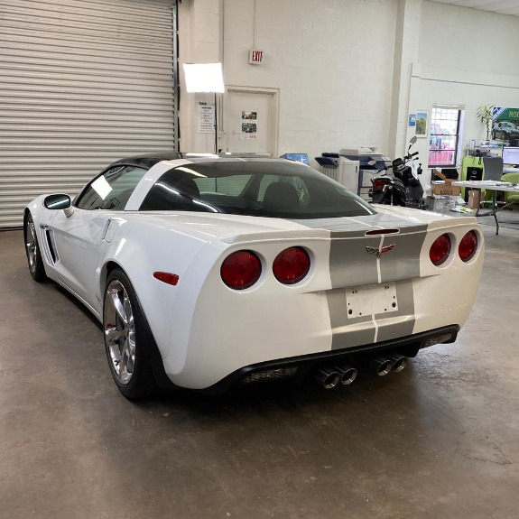 New 2013 Chevrolet Corvette Grand Sport Coupe 2D for sale Sold at Track and Field Motors in Safety Harbor FL 34695 8