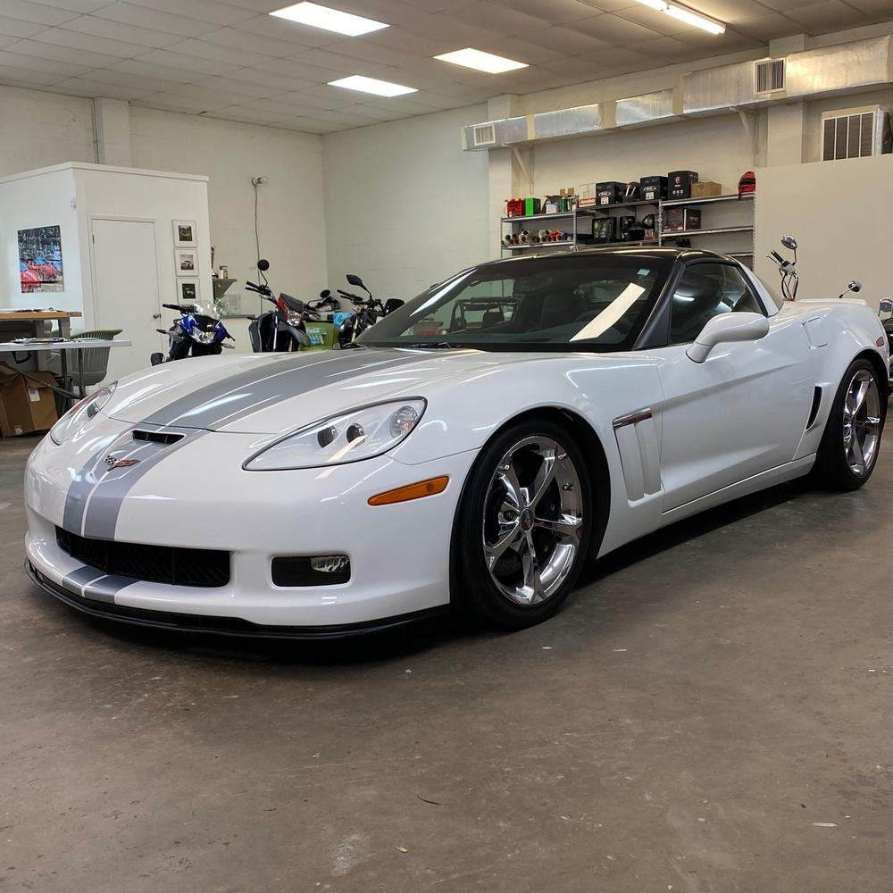 New 2013 Chevrolet Corvette Grand Sport Coupe 2D for sale Sold at Track and Field Motors in Safety Harbor FL 34695 1