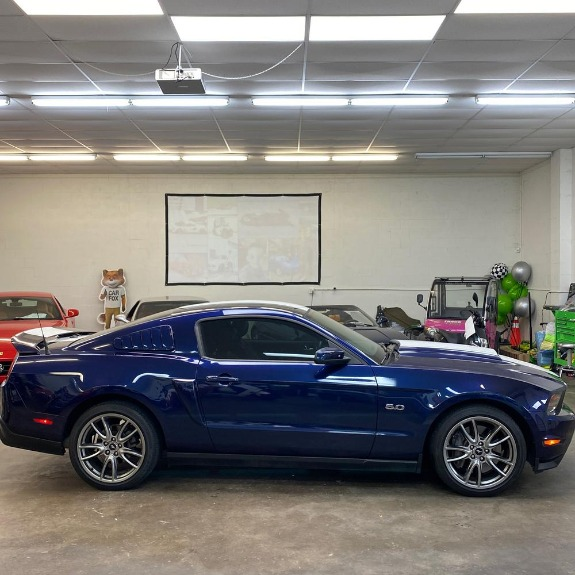 Used 2012 Ford Mustang GT Premium Coupe 2D for sale Sold at Track and Field Motors in Safety Harbor FL 34695 3