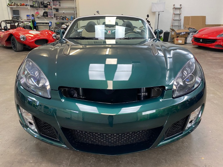 Used 2007 Saturn SKY Red Line Roadster 2D for sale Sold at Track and Field Motors in Safety Harbor FL 34695 2